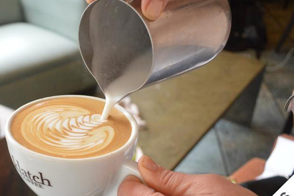 Klatch Coffee serves most expensive cup of coffee
